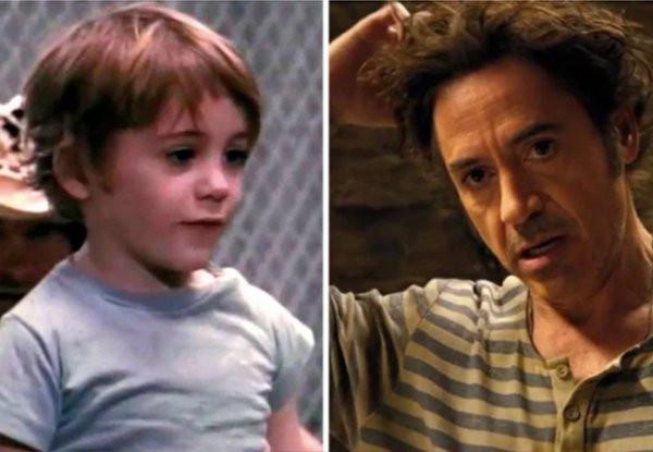 Знаменитые актёры в своих первых и последних ролях