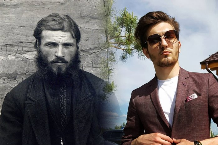Как изменились мужчины за последние 100 лет