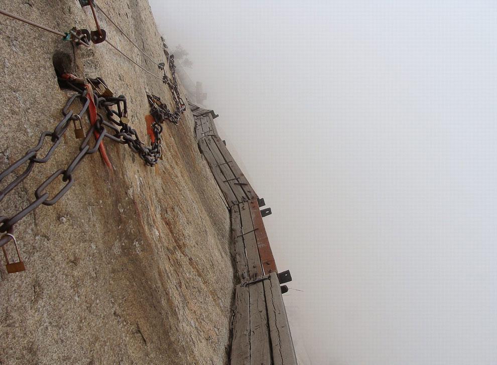 Тропа смерти в Китае