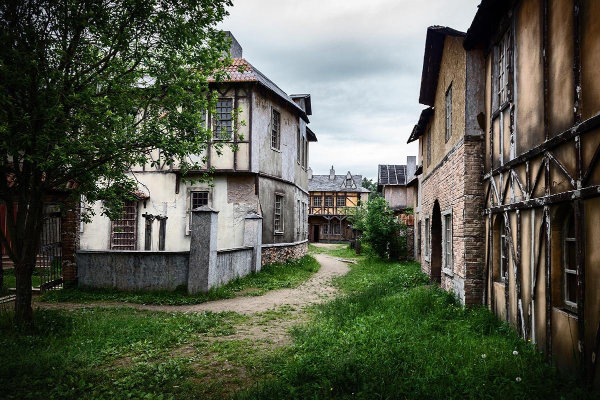 Места в России, где можно почувствовать себя в другой стране