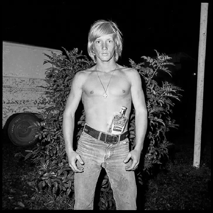 Безумные снимки подростков Флориды 1970-х годов