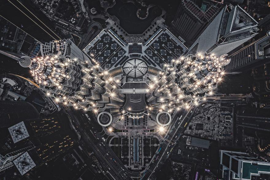 Лучшие фотографии с дронов 2020 года