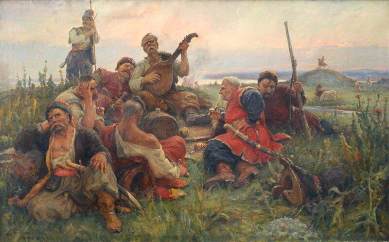 Почему на Запорожскую Сечь не допускали женщин