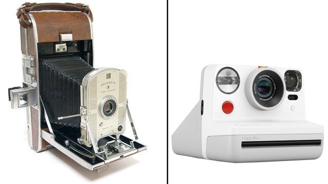 Сравнение популярной техники в XX и XXI веках