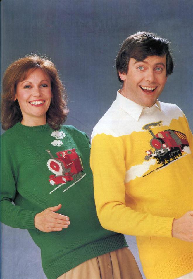 Нелепые свитера из 80-х, которые сегодня смотрятся вполне нормально