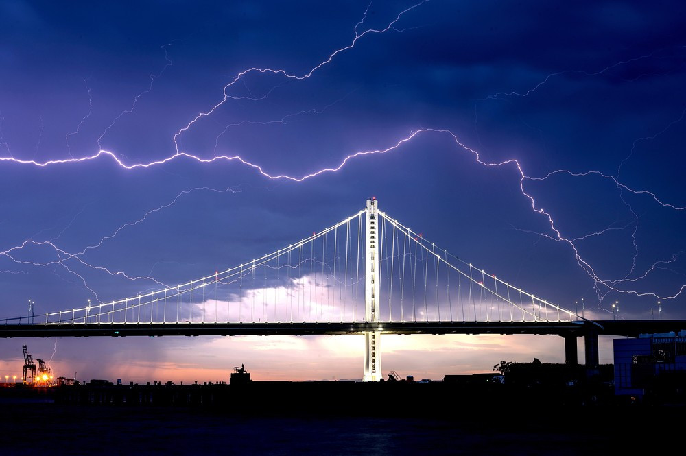 Завораживающие уникальные мосты на снимках