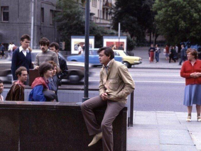 Интересные снимки времён СССР