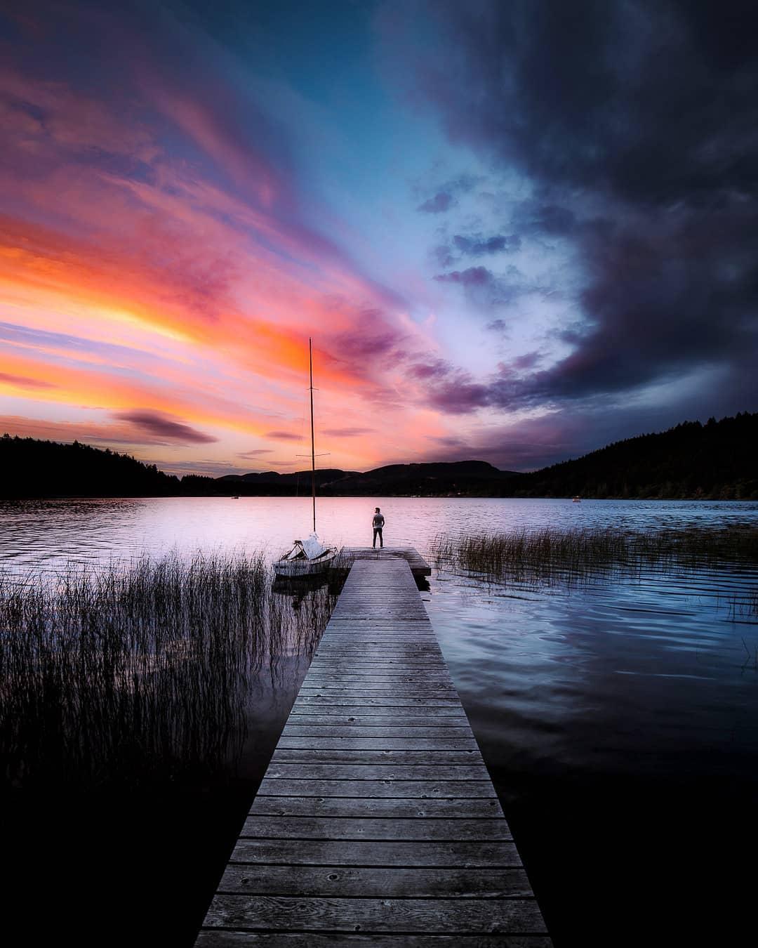 Природа и путешествия на снимках Таля Варди