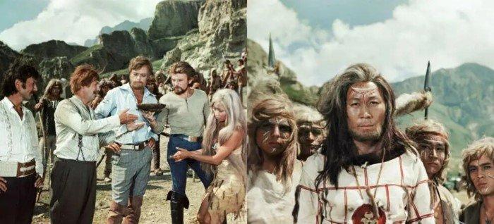 Культовые советские фильмы, которые снимались в Крыму