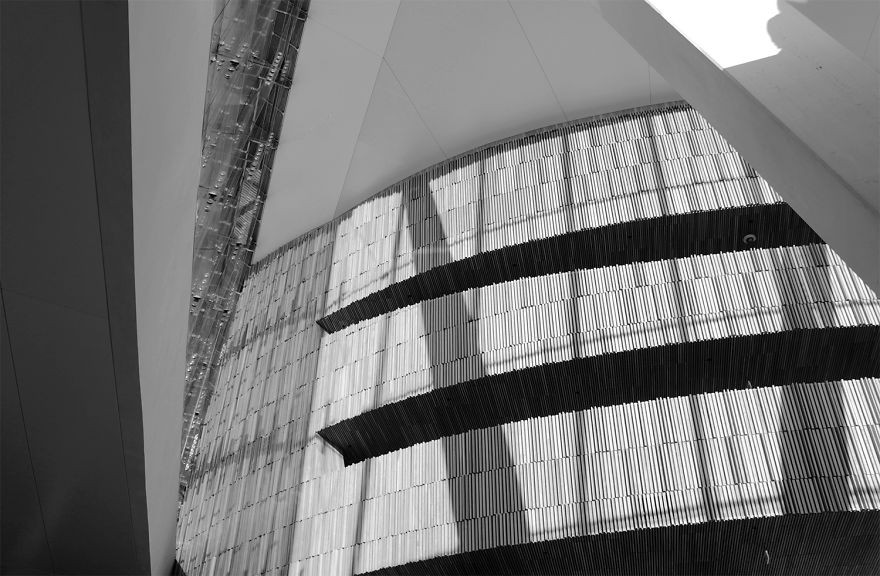 Минималистичные архитектурные фотографии от Регины Рока Питты