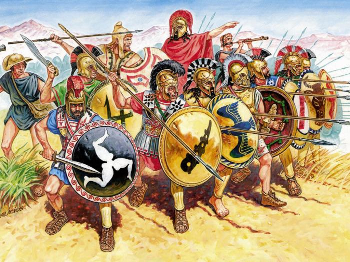 Почему доспехи римских легионеров не защищали руки и ноги