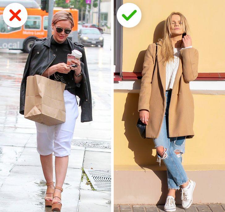 Предметы одежды, от которых не выигрывает ни одна женщина