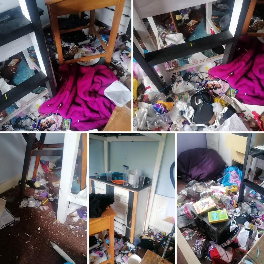 В Великобритании провели конкурс на самую грязную спальню