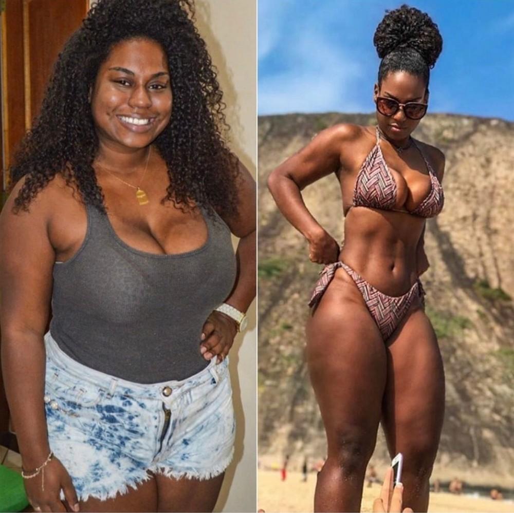 Эти люди захотели похудеть и у них получилось