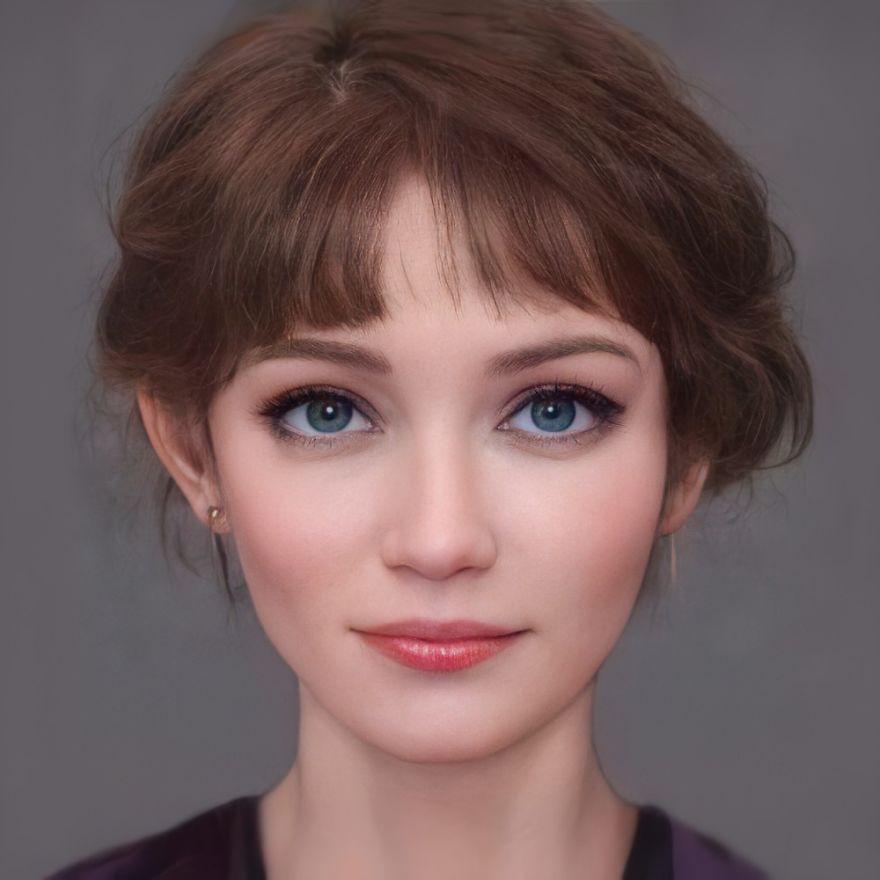 Как диснеевские персонажи могли бы выглядеть в реальности
