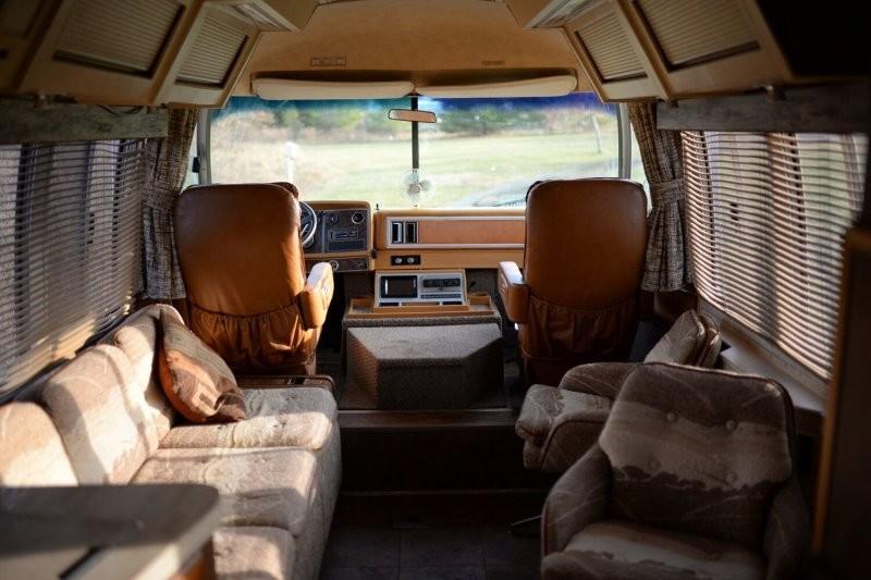 Легендарный автодом Airstream, который любили все