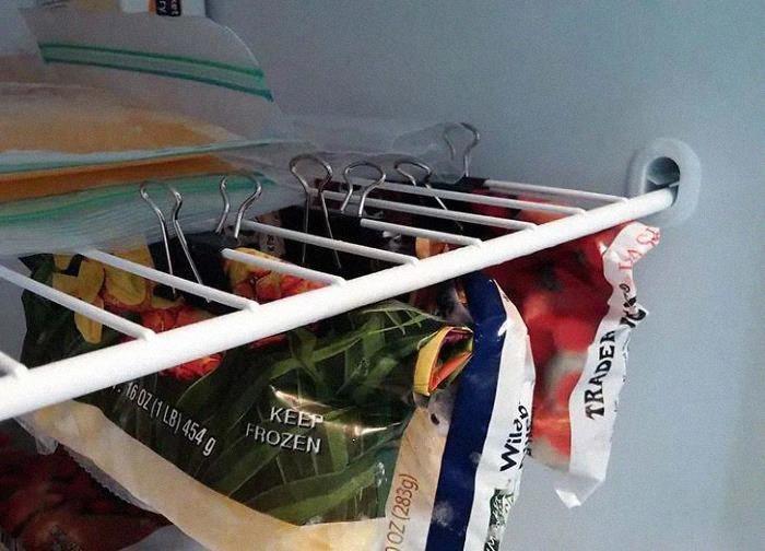 Снимки полезных идей, которые помогут упорядочить вещи в доме