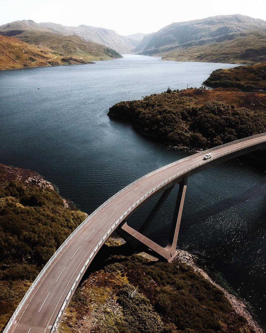 Природа и путешествия на снимах Ллойда Эванса