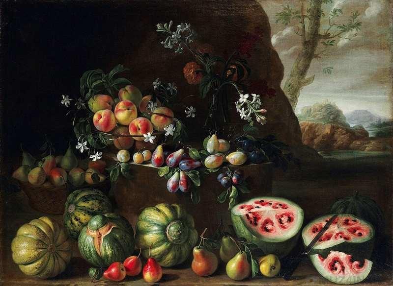 Насколько сильно изменились разные плоды с течением времени