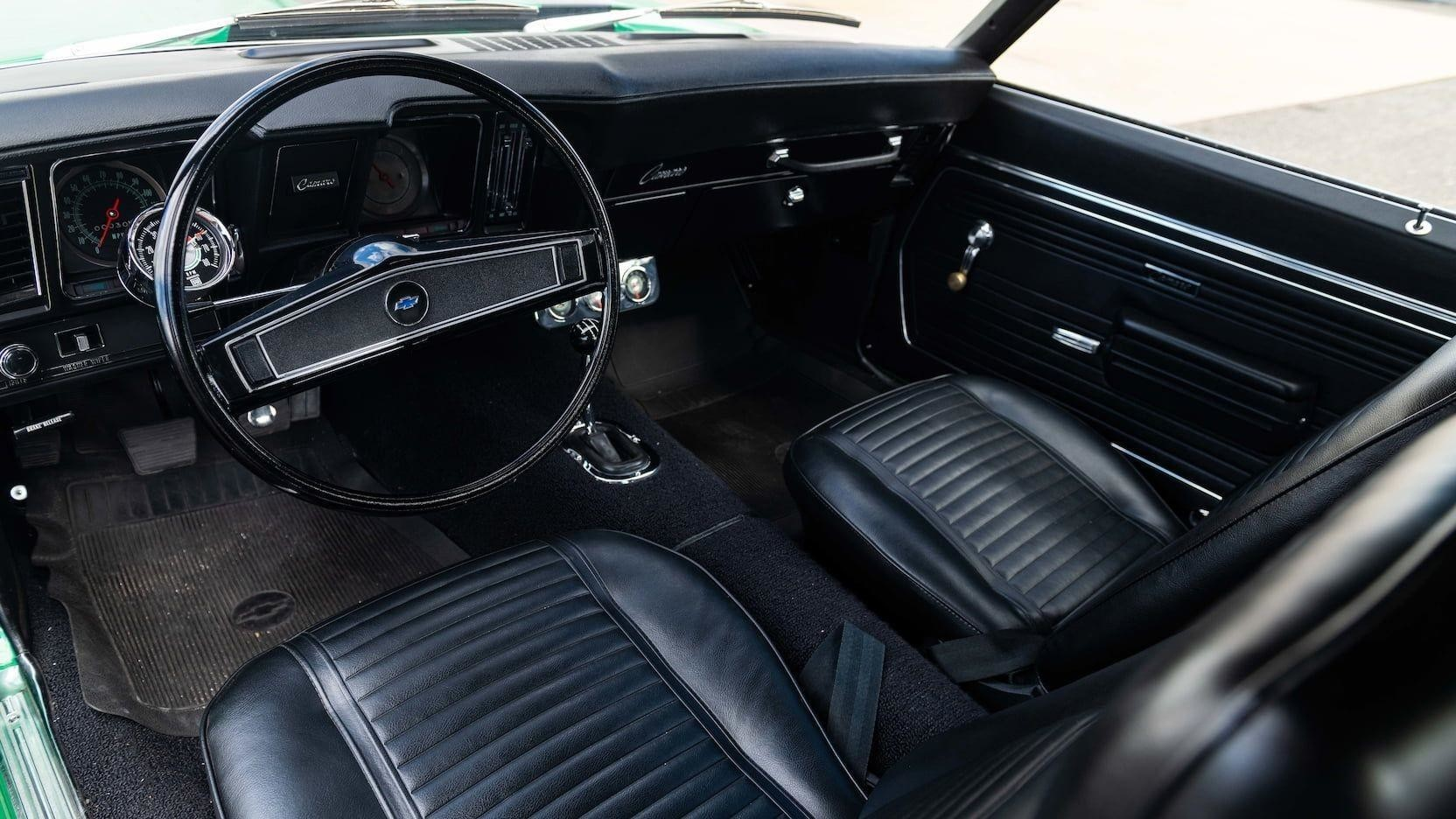 Нелегал Chevrolet Yenko Camaro 1969