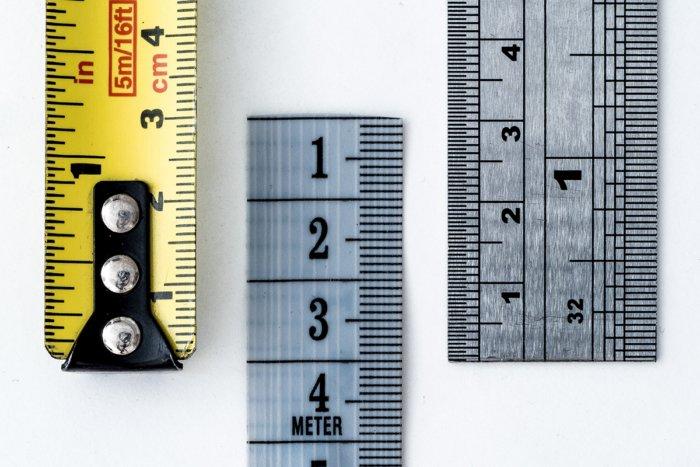 Почему в мире используют две системы измерений длины?