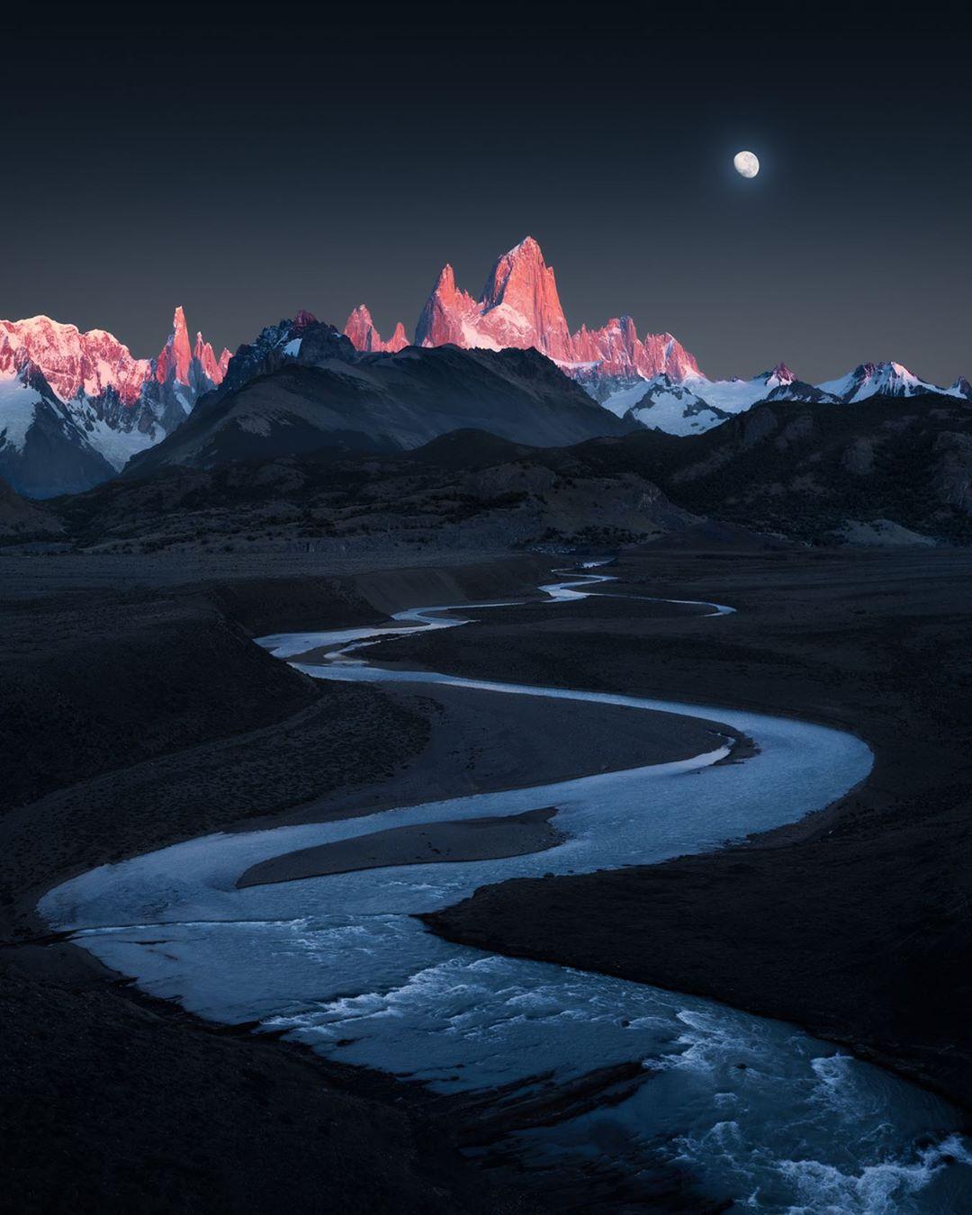 Красивая природа на снимках из путешествий Кэтрин Симард