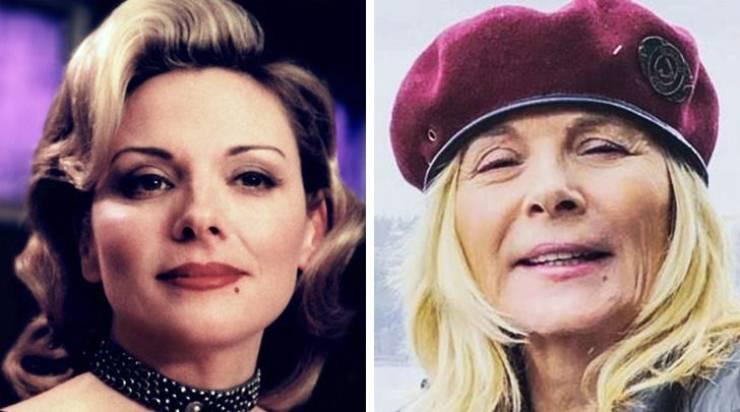 Актёры культовых сериалов на снимках тогда и сейчас