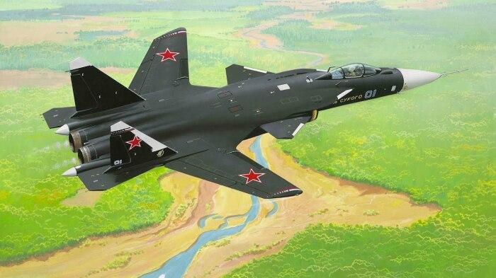 Су-47 Беркут - судьба последнего советского истребителя