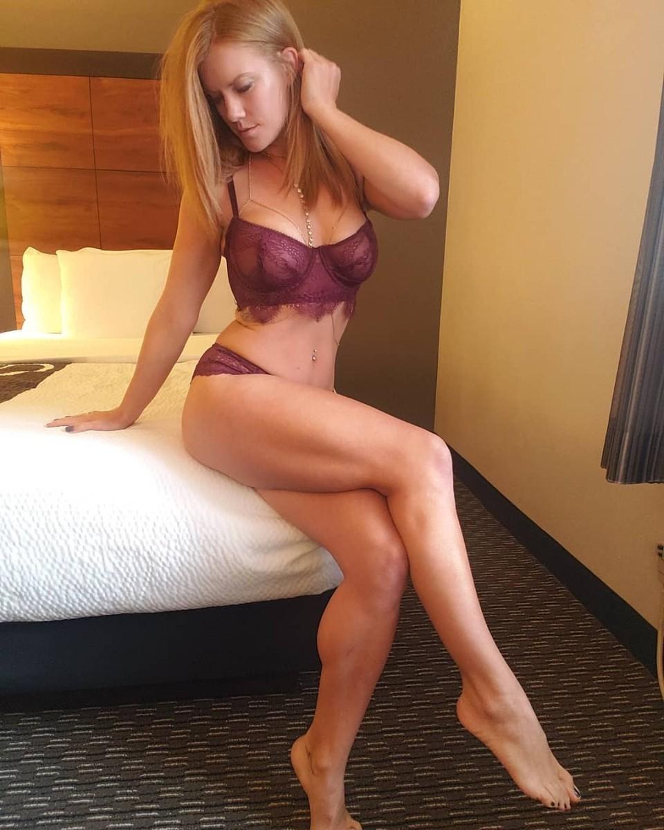 Красивые и сексуальные рыжеволосые девушки