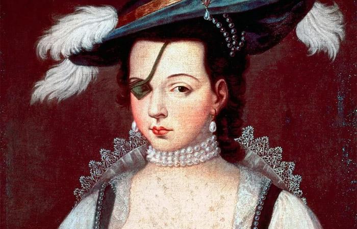 Одноглазая принцесса Ану де Мендоса, которую не выдерживали даже святые
