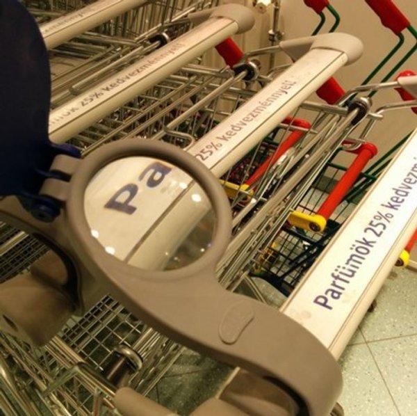Занятные и практичные фишки в супермаркетах разных стран