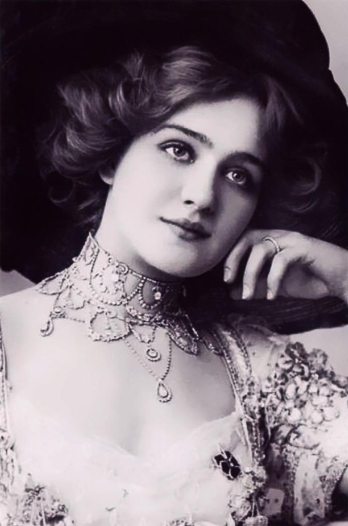 Фотоснимки самых красивых женщин начала XX века