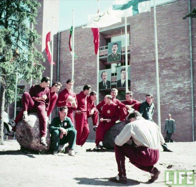 Редкие исторические кадры из прошлого