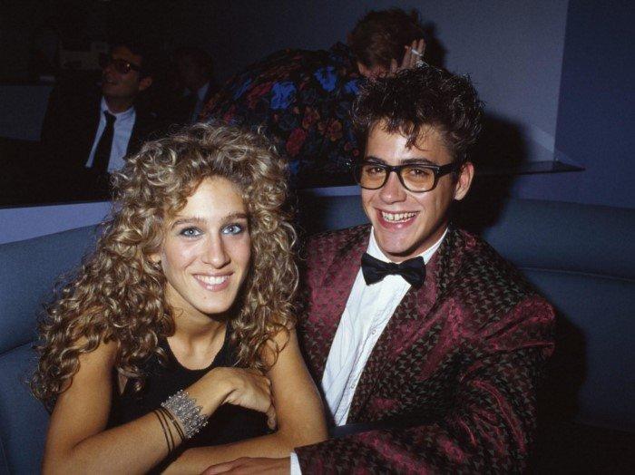 Молодые знаменитости в начале своей карьеры
