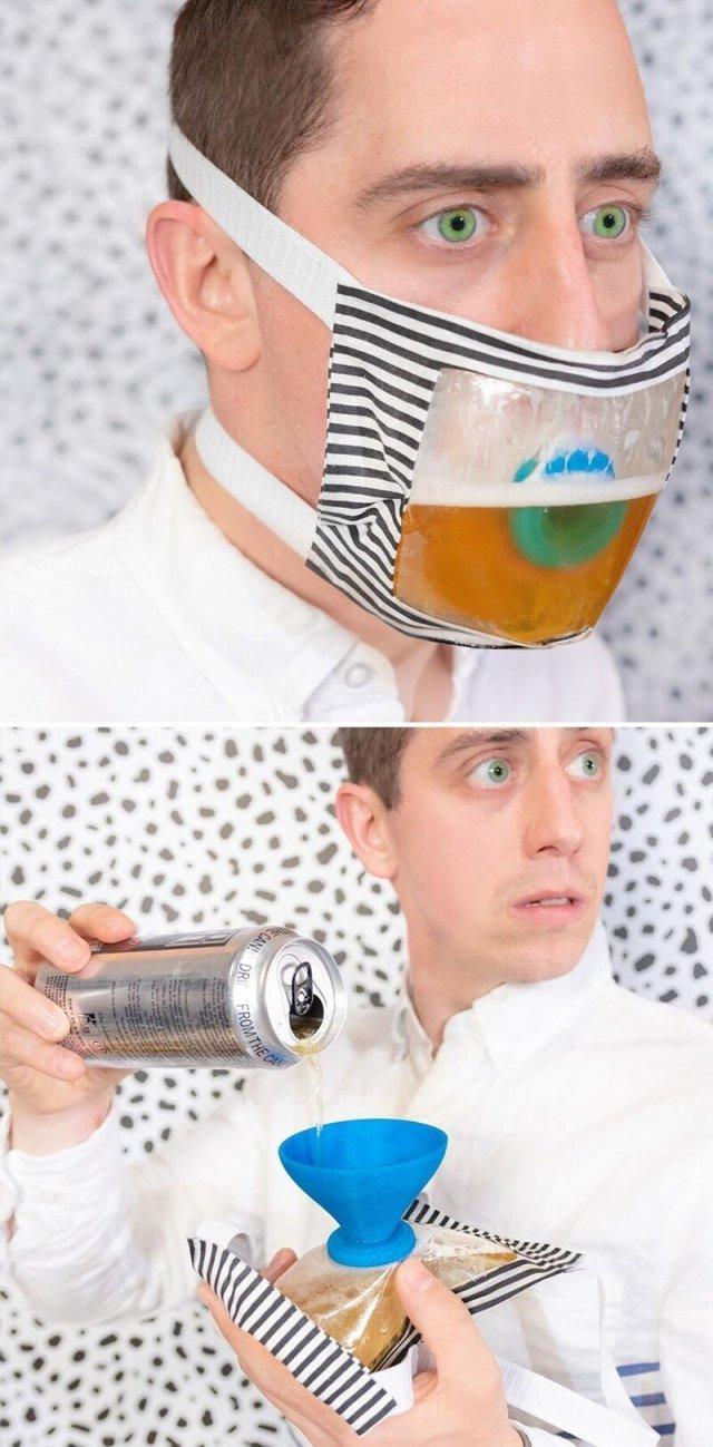 Новая порция странных изобретений от Мэтта Бенедетто