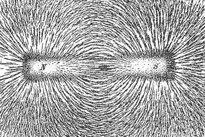 Почему у магнита всегда есть два полюса