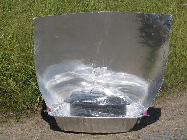 Способы применения алюминиевой фольги для выживания