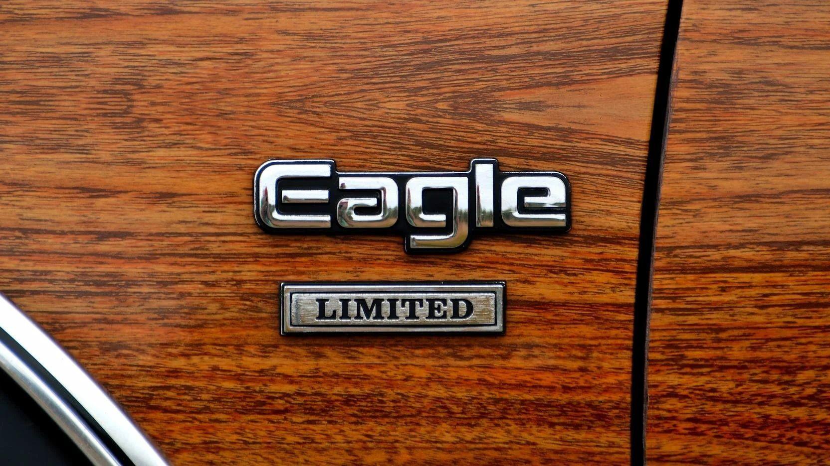 AMC Eagle — американской кроссовер конца 1970-х