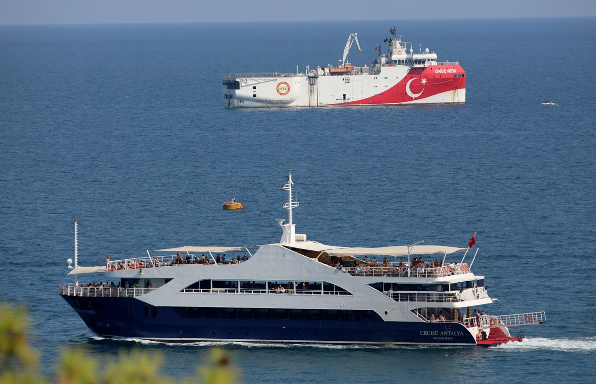 Интересные фото из Турции