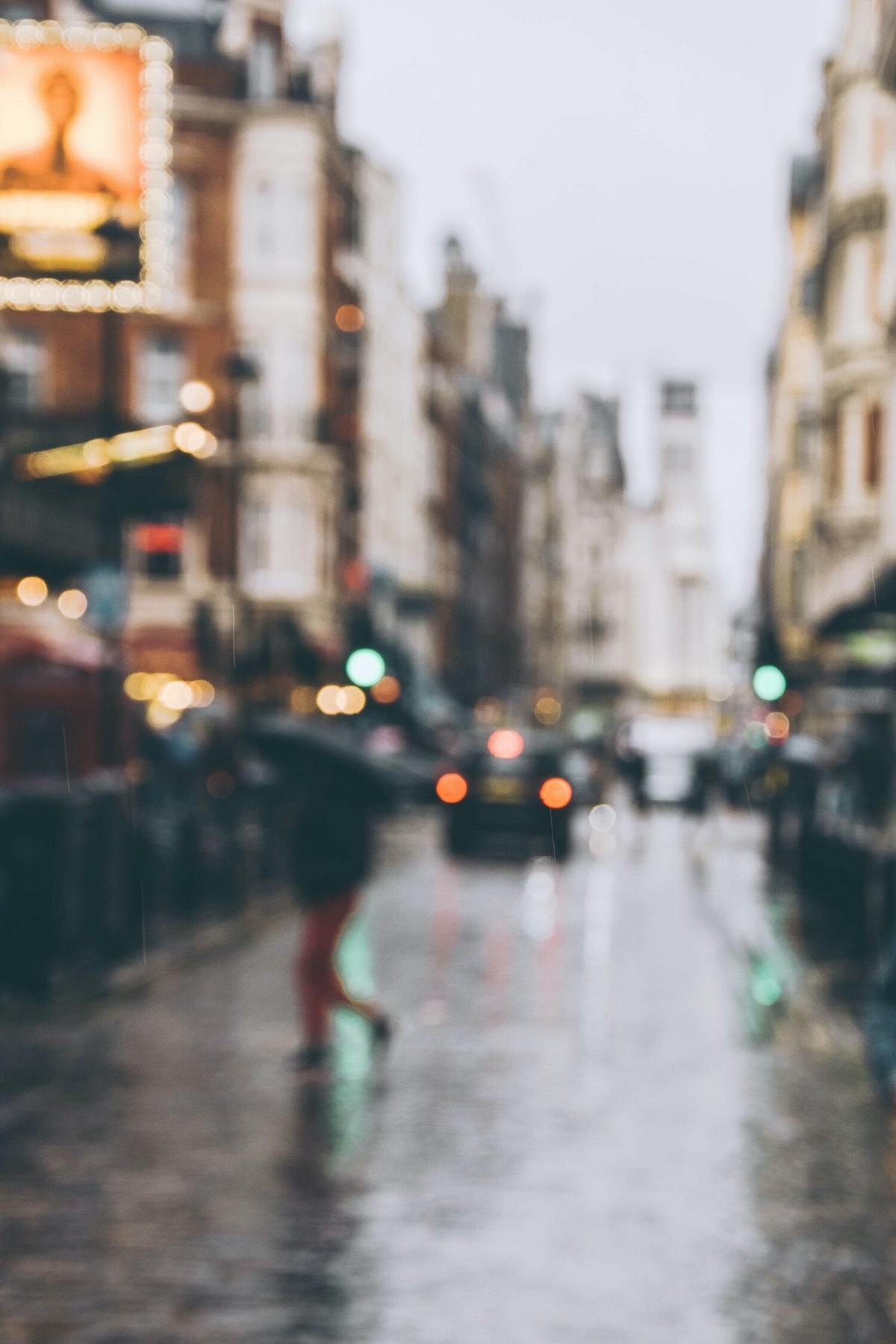 Атмосферные уличные снимки от Марека Калхуса