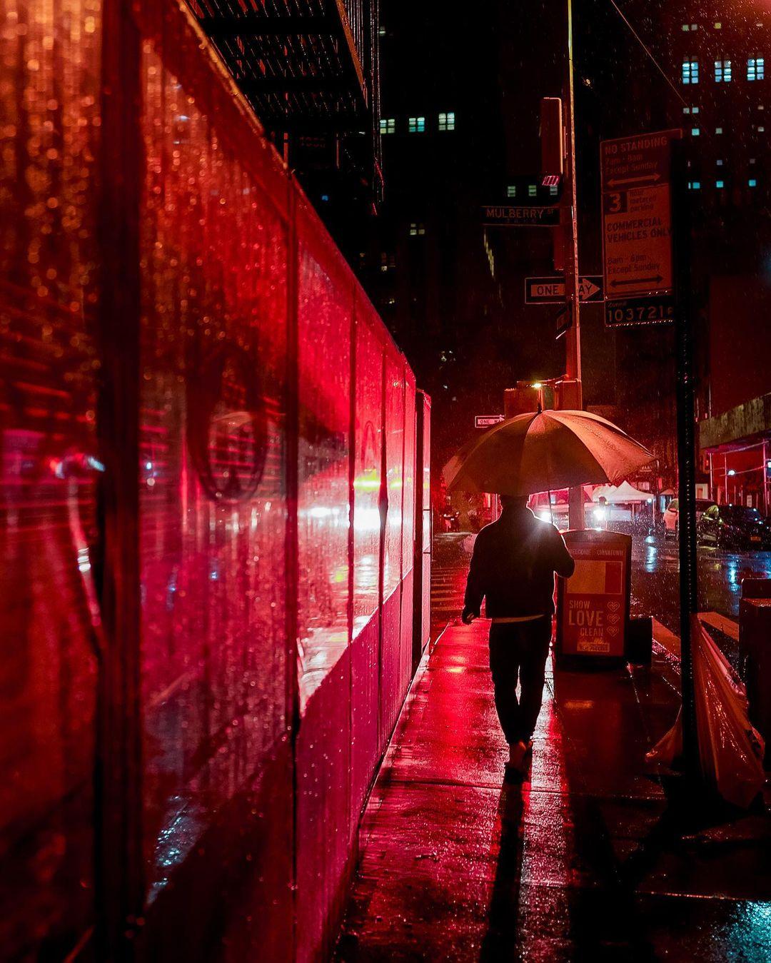 Городские и уличные пейзажи от Дэйва Кругмана