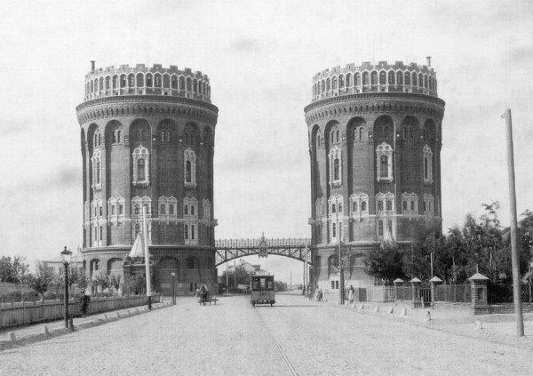 Интересные архитектурные сооружения, которые не дожили до наших дней