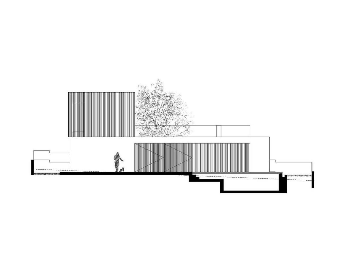 Современный минималистский дом в Испании