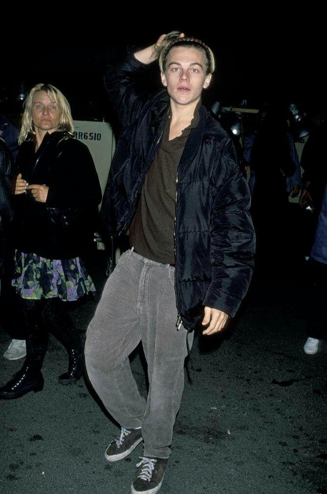 Звёзды из 90-х на редких ностальгических снимках