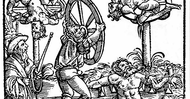 Самые страшные способы казни в разных странах в прежние эпохи
