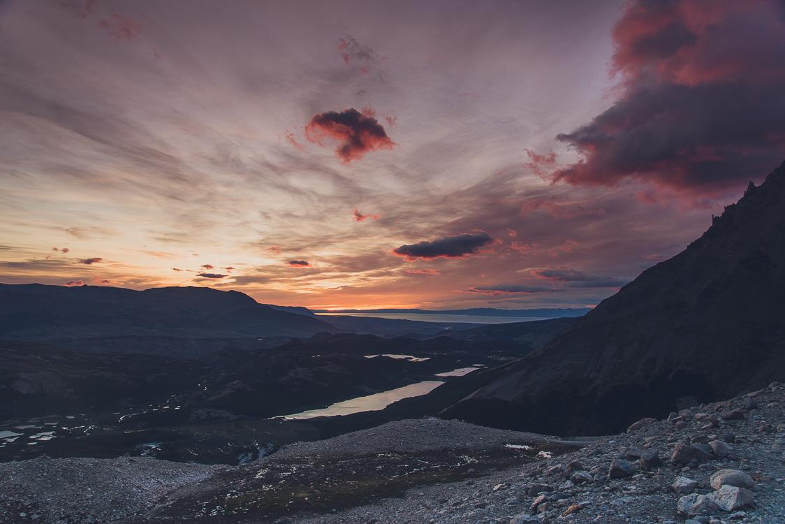 Красота горных пейзажей на снимках Себастьена Маса