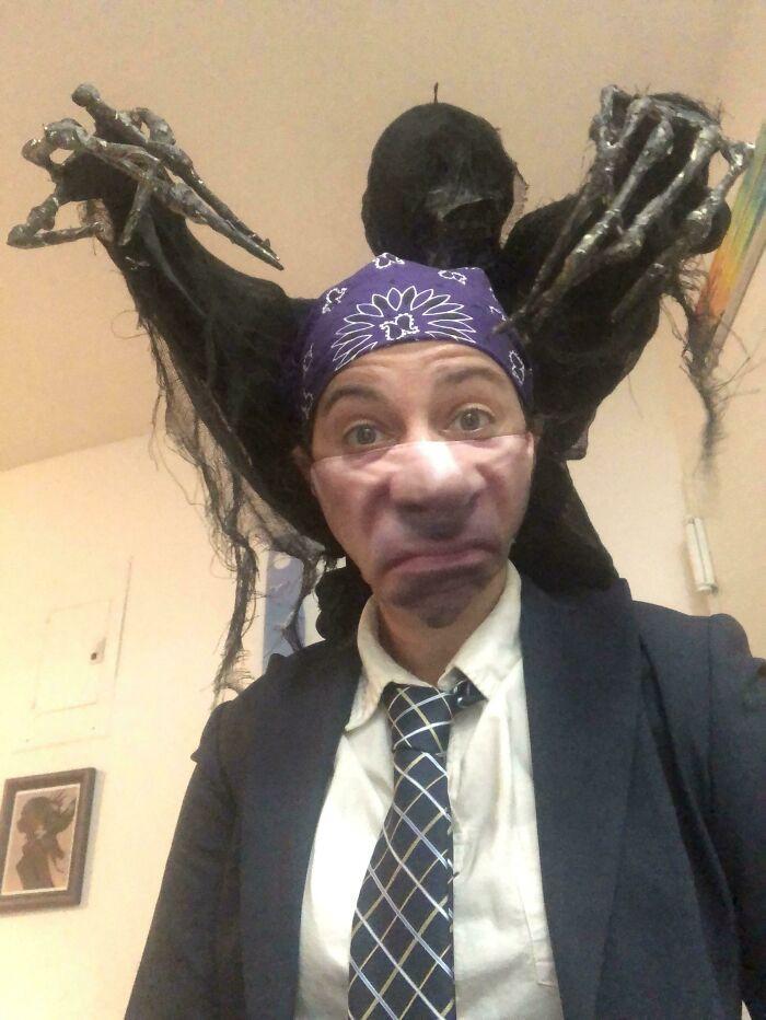 Лучшие костюмы и образы на Хэллоуин