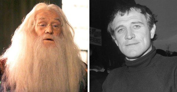 Взрослые актеры фильмов о Гарри Поттере в молодости
