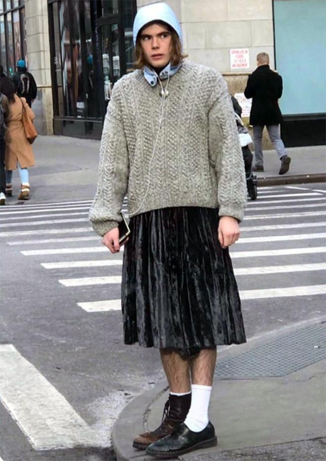 Нью-йоркские хипстеры максимального уровня