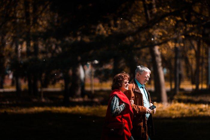 Чем отличается мужское старение от женского